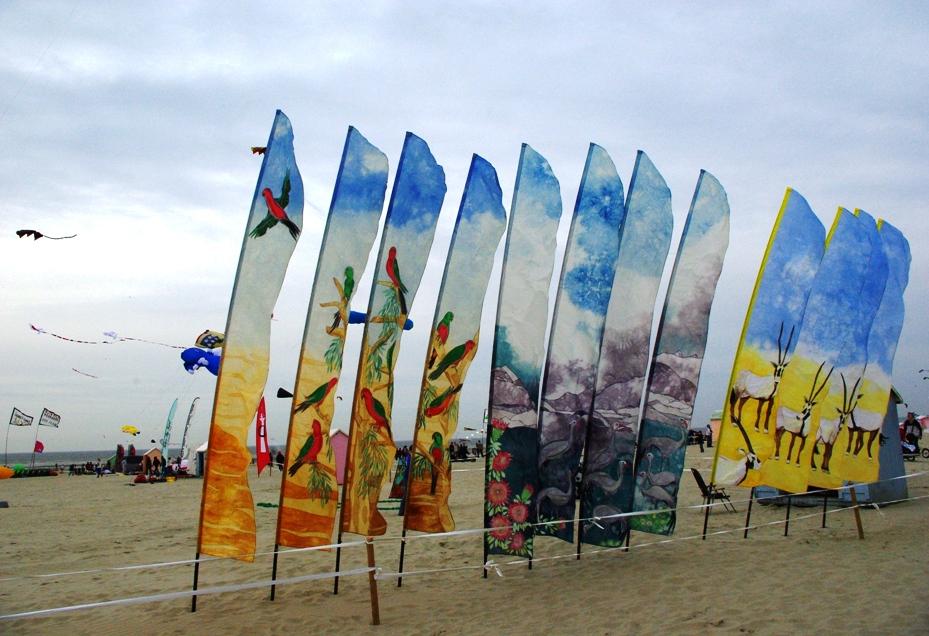 plage de Berck avril 2014